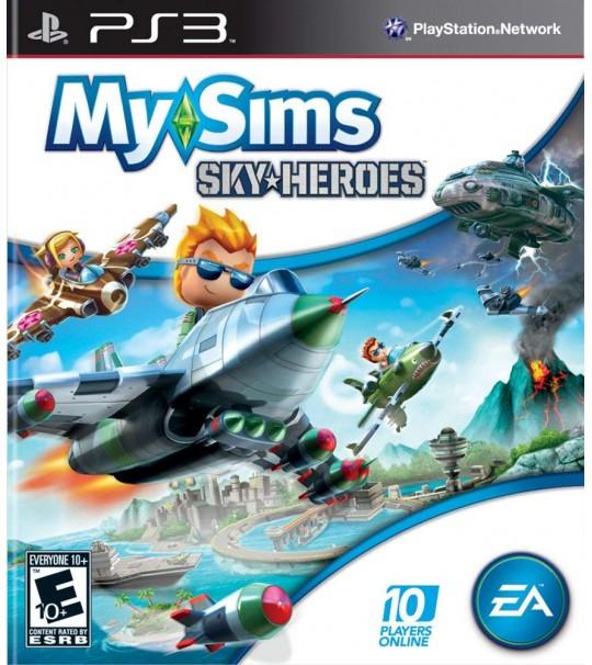 PS3 MYSIMS SKYHEROES R2