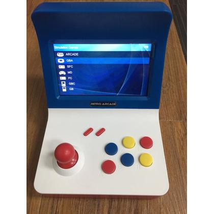 RETRO ARCADE 3000 IN 1 [HIGHT QUALITY 3RD PARTY CONSOLE] FREE 5200MAH POWER BANK