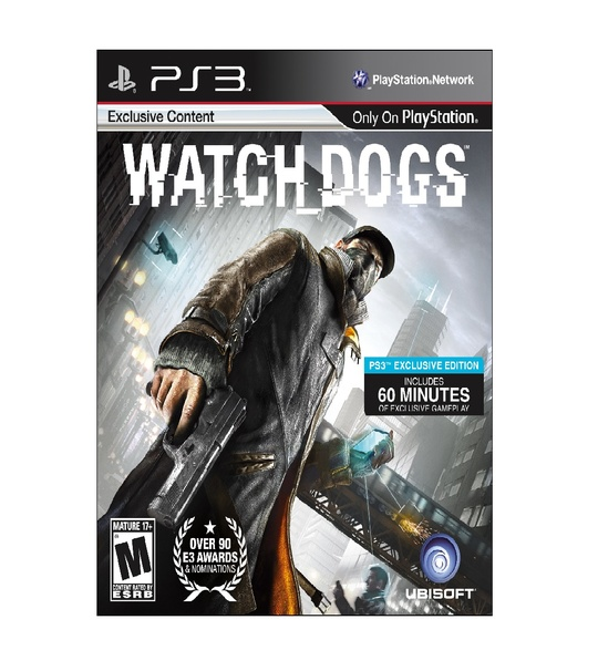 PS3 WATCH DOGS - R2