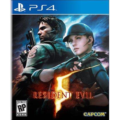 PS4 RESIDENT EVIL 5 R2