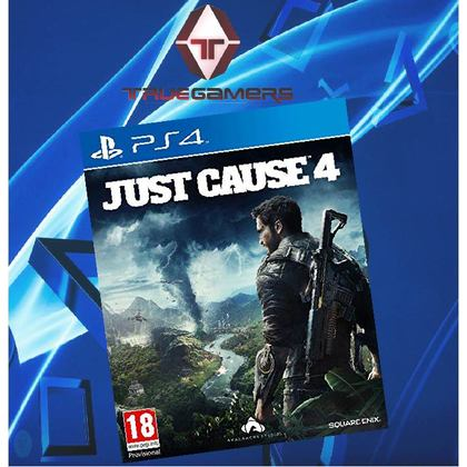 PS4 JUST CAUSE 4 R2 ENGLISH VERSION