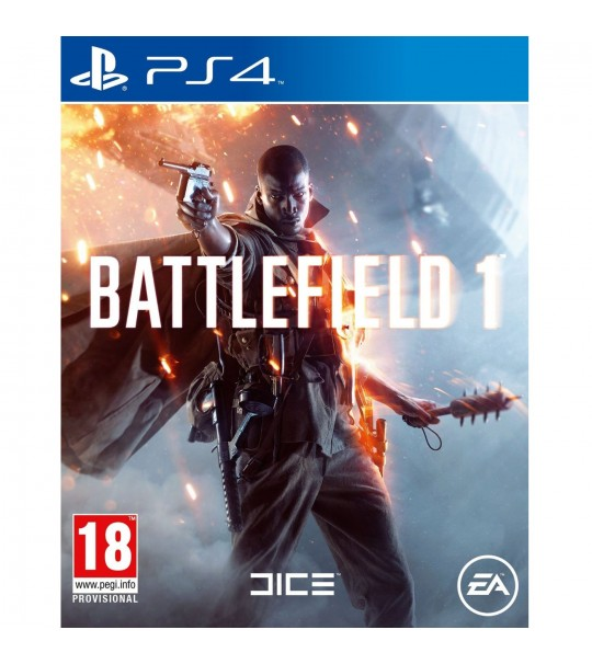 PS4 BATTLEFIELD 1 - R1/ALL
