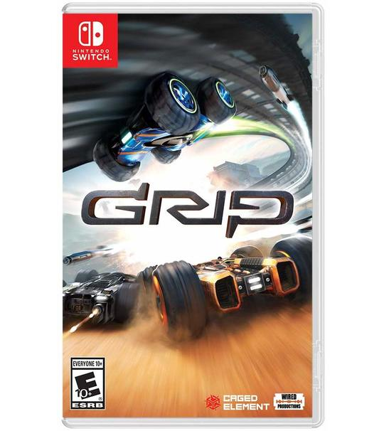 SWITCH GRIP COMBAT RACING