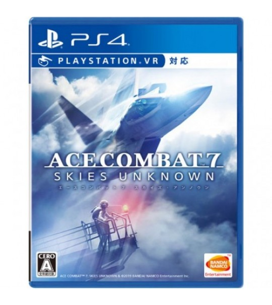 PS4 ACE COMBAT 7 R3 ENG