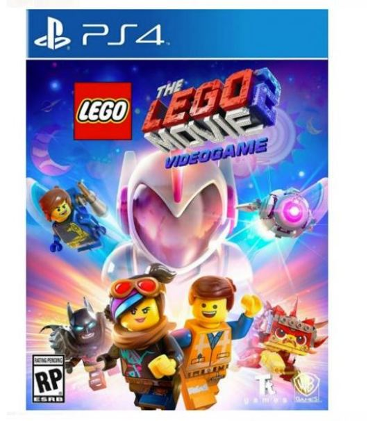 PS4 LEGO MOVIE 2 VIDEO GAME [PRE ORDER 27/02/2019]