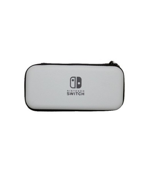 Nintendo Switch Deluxe Travel Case - Silver
