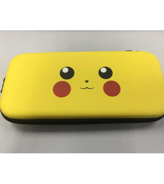 Nintendo Switch Deluxe Travel Case - Pikachu Yellow