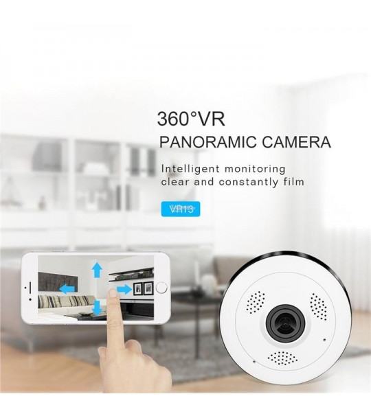 PANORAMIC 360 DEGREE FISHEYE CAMERA 1.0 GL-08 FREE 16GB MEMORY CARD