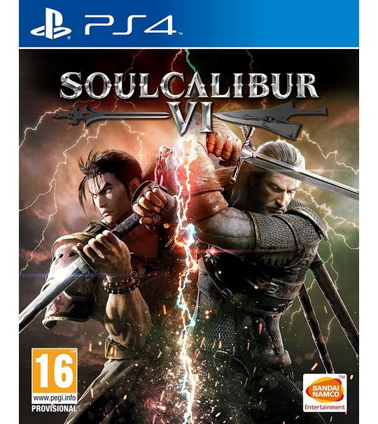 PS4 SOUL CALIBUR VI R2 ENGLISH