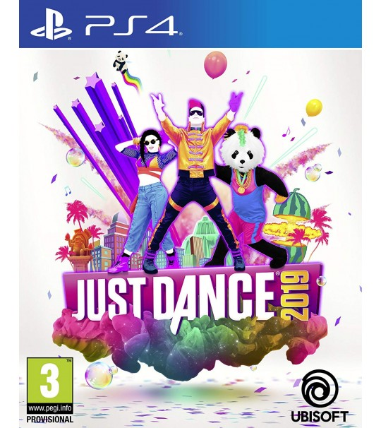 PS4 JUST DANCE 2019 R1