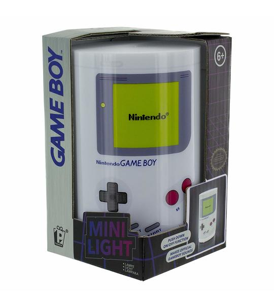 NINTENDO OFFICIAL GAMEBOY MINI LIGHT
