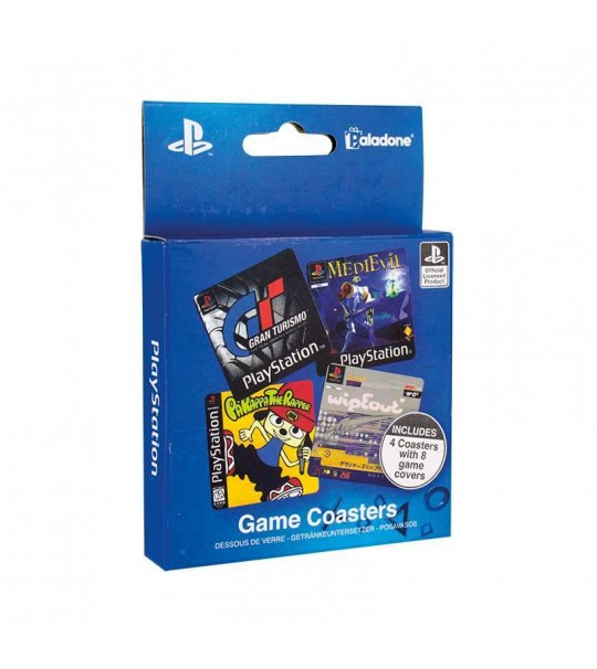 PLAYSTATION OFFICIALLY GAME COASTER