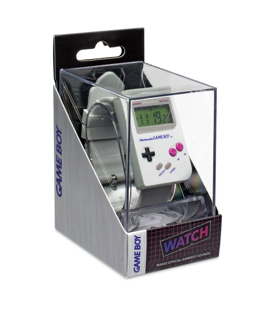 NINTENDO OFFICIALLY GAMEBOY WATCH