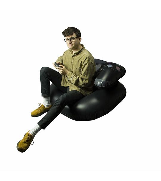 PLAYSTATION OFFICIALLY INFLATABLE CHAIR