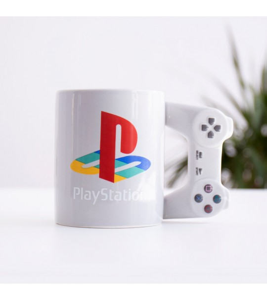 PLAYSTATION OFFICIALLY CONTROLLER MUG