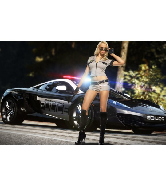 PS3 NEED FOR SPEED HOT PURSUIT - R2