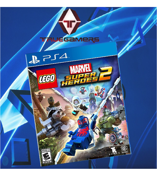 PS4 LEGO MARVEL SUPER HEROES 2 - R2