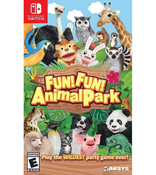 SWITCH FUN FUN ANIMAL PARK [PRE ORDER 28/03/2019]