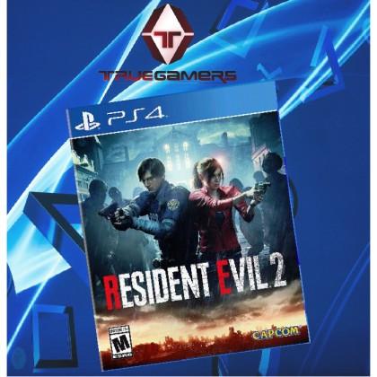 PS4 RESIDENT EVIL 2 - R2 ENGLISH VER