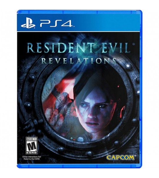 PS4 RESIDENT EVIL REVELATION - R2