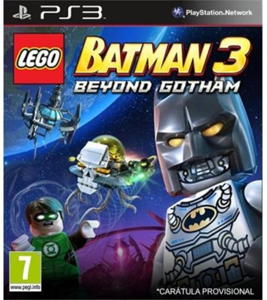 PS3 LEGO BATMAN 3 BEYOND GOTHAM - ALL
