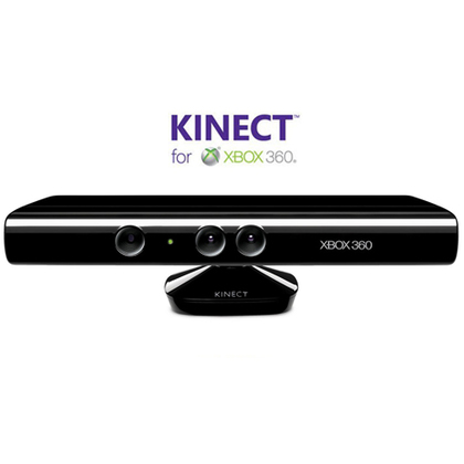 Microsoft Xbox 360 Kinect Sensor-Pre Owned