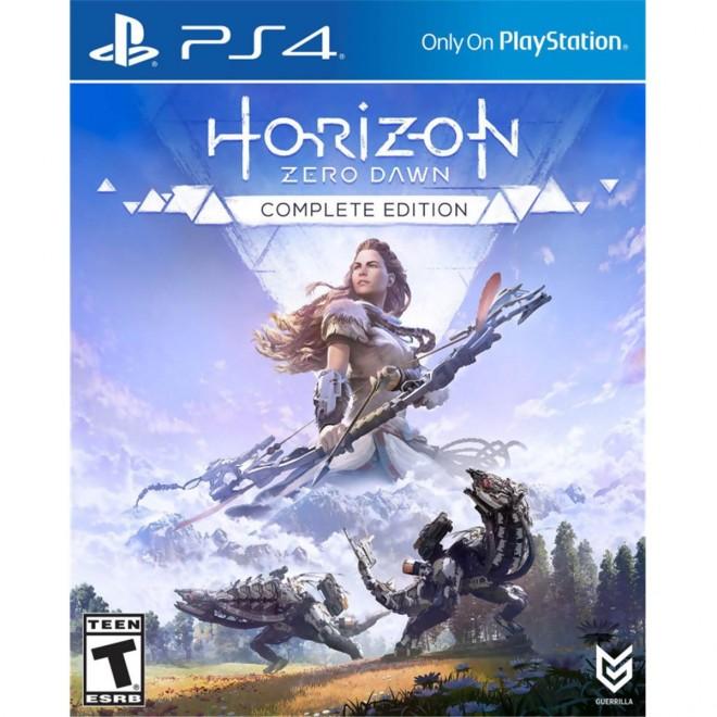 PS4 HORIZON ZERO DAWN COMPLETE EDITION ALL