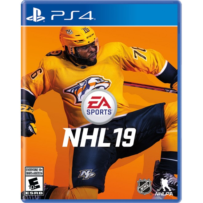 PS4 NHL 19 - ALL