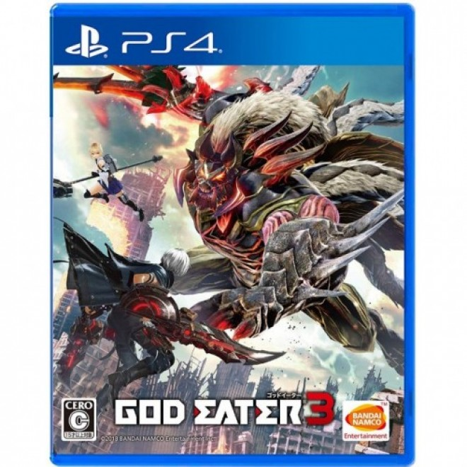 PS4 GOD EATER 3 R2 ENG
