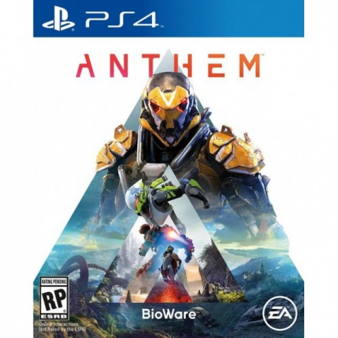 PS4 ANTHEM R1 ENGLISH [PRE ORDER 26/2/2019]