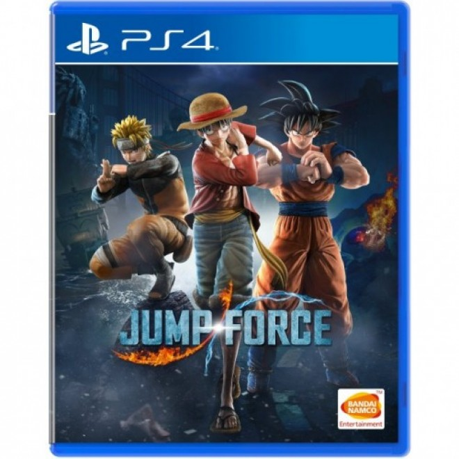 PS4 JUMP FORCE R2 ENGLISH VERSION