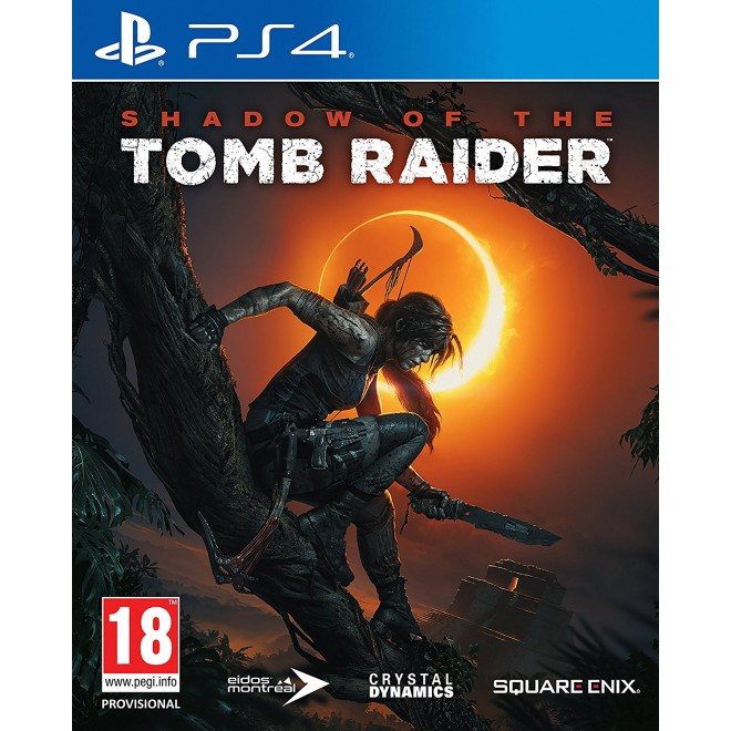 PS4 SHADOW OF TOMB RAIDER STANDARD EDITION R2