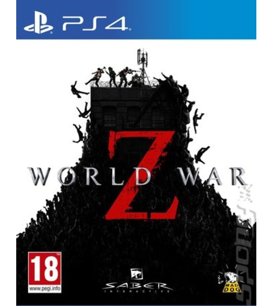 PS4 WORLD WAR Z R2 ENG/CHN SUB