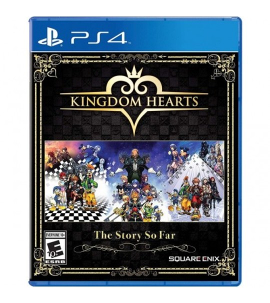 PS4 KINGDOM HEARTS THE STORY SO FAR ALL