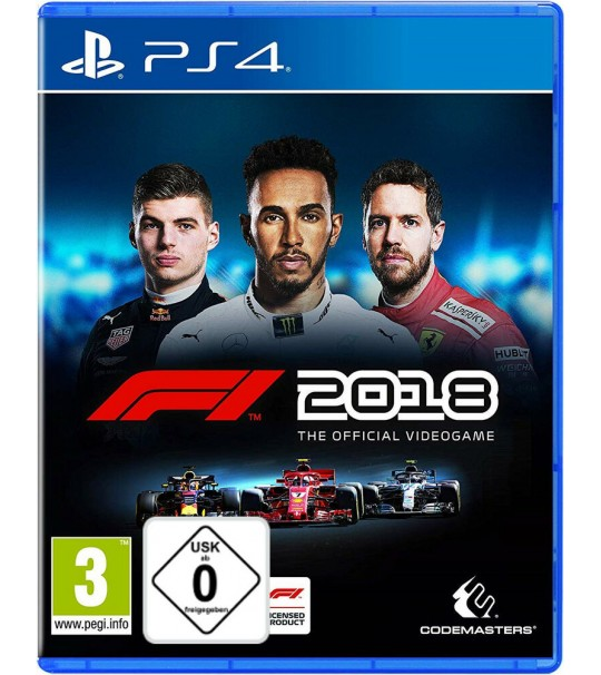 PS4 F1 2018 R2 ENG