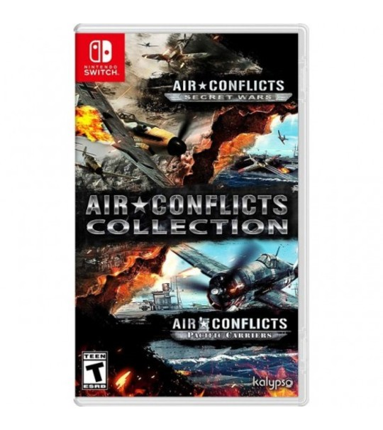 SWITCH AIR CONFLICTS COLLECTION [PRE ORDER 26/03/2019]