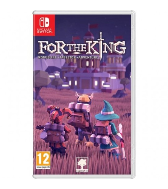 SWITCH FOR THE KING [PRE ORDER 24/05/2019]