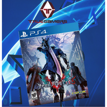 PS4 DEVIL MAY CRY 5 R2 ENGLISH