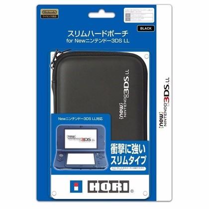 NINTENDO NEW 3DS LL/XL AIRFOAM POUCH - BLACK
