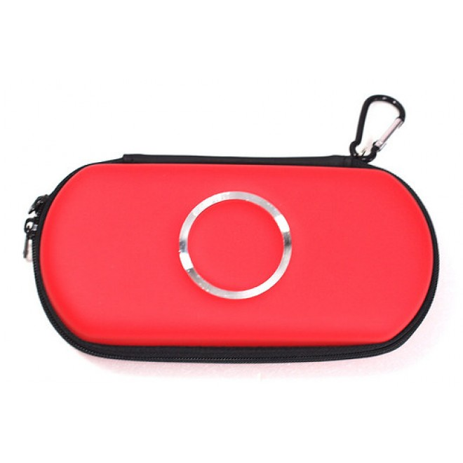 PSP 1/2/3000 AIRFOAM POUCH - RED