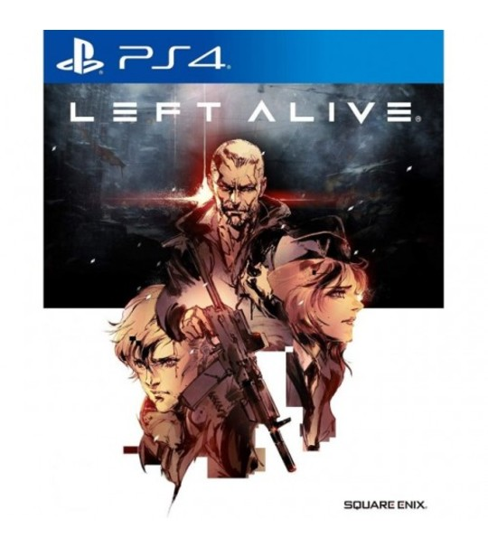 PS4 LEFT ALIVE R2 ENGLISH