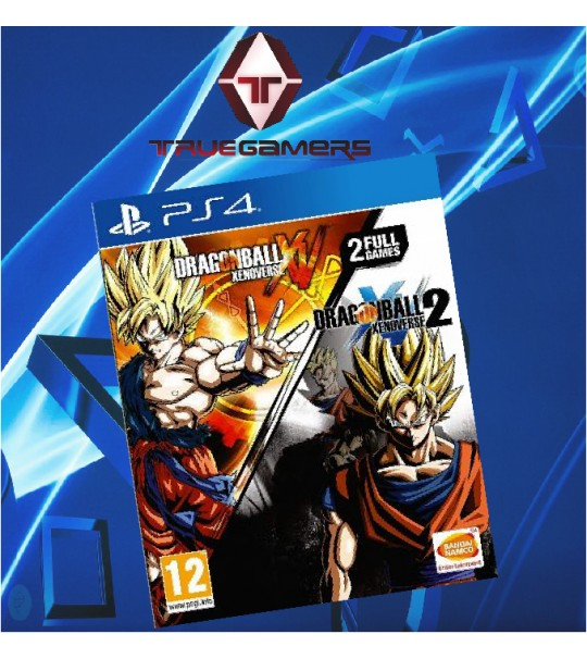 PS4 DRAGON BALL XENOVERSE 1 + 2 COLLECTION R2