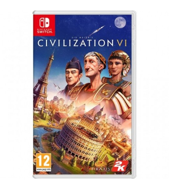 SWITCH SID MEIER CIVILIZATION VI