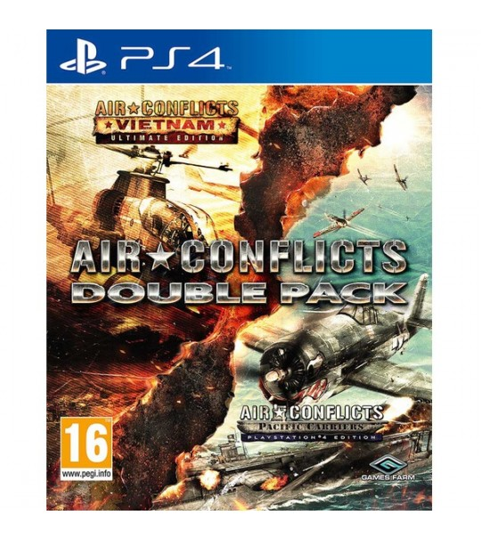 PS4 AIR CONFLICTS DOUBLE PACK (2IN1) ALL ENG