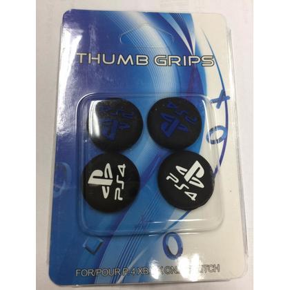PLAYSTATION 4 LOGO THUMB GRIP 2 SET (4PCS)