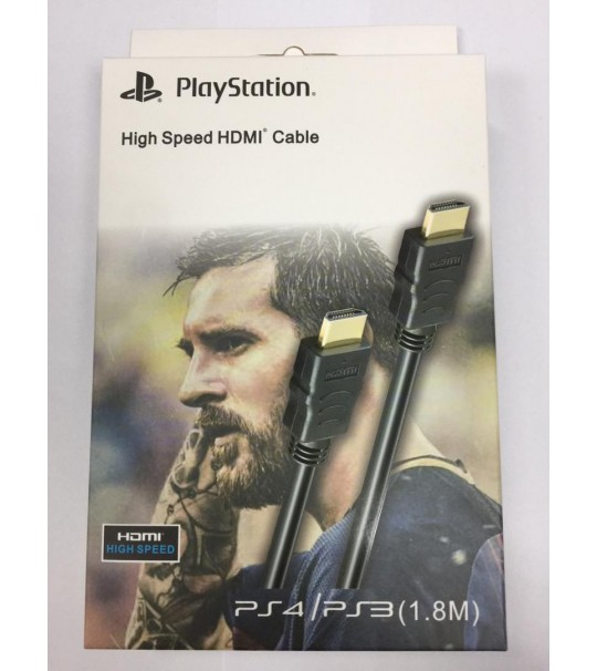 HDMI CABLE 1.8M FOR PS3/PS4/XBOX ONE/NINTENDO SWITCH