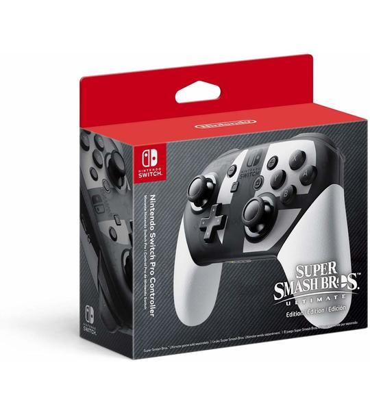NINTENDO SWTICH PRO CONTROLLER - 3RD PARTY