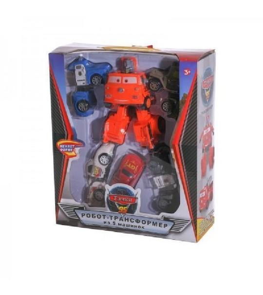TRANSFORMER ROBOT - MODEL DT336-3