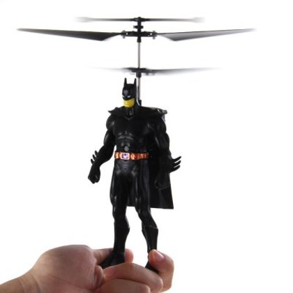 BATMAN INDUCTION HELICOPTER - MODEL CX-23G