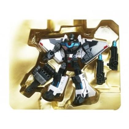 DEFORMATION OF THE ARMOR DESTRUCTION SHOCK KING 5 ROBOT COMBINE MODEL-A1002-01